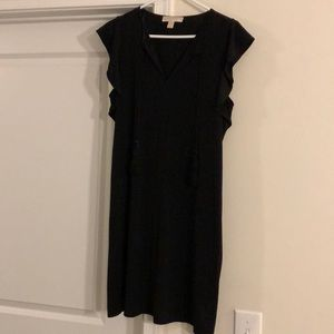Black dress by Michael Kors